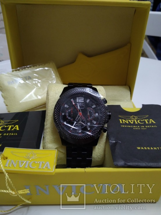 Invicta Signature II model 7459