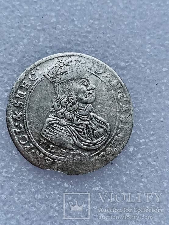 Орт Яна Казимира. 1668 рік. TLB