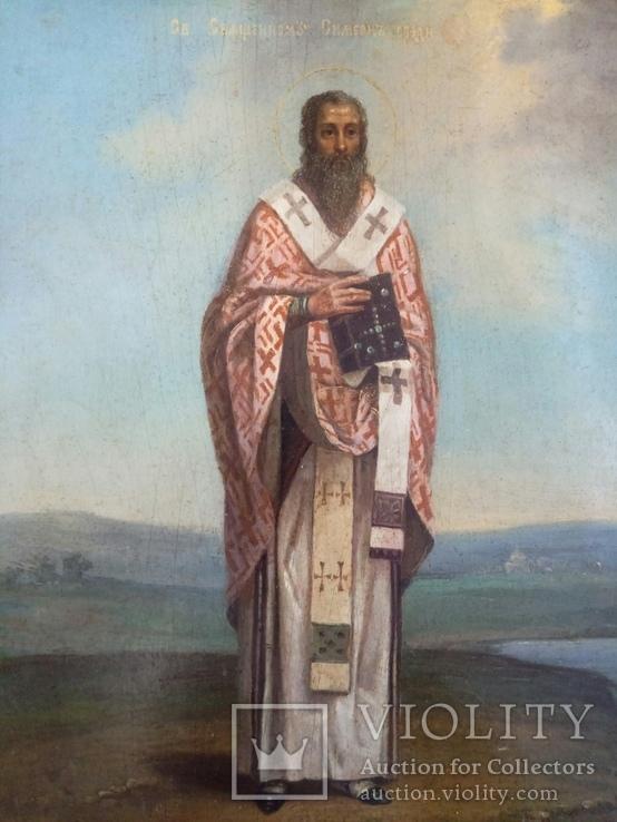 Икона Св. Семен.