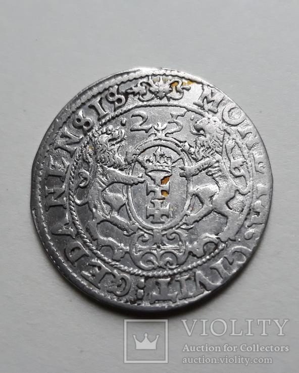 Орт 1625 г. Гданьск
