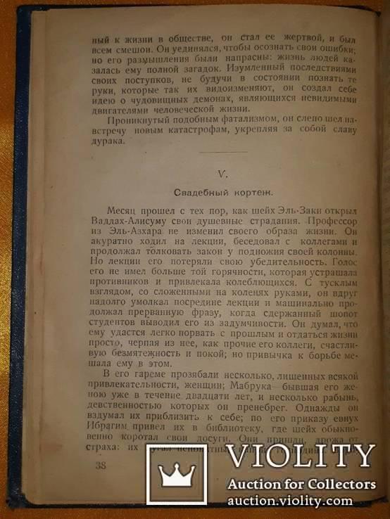 1924 Книга о Гохе-Дураке, фото №7