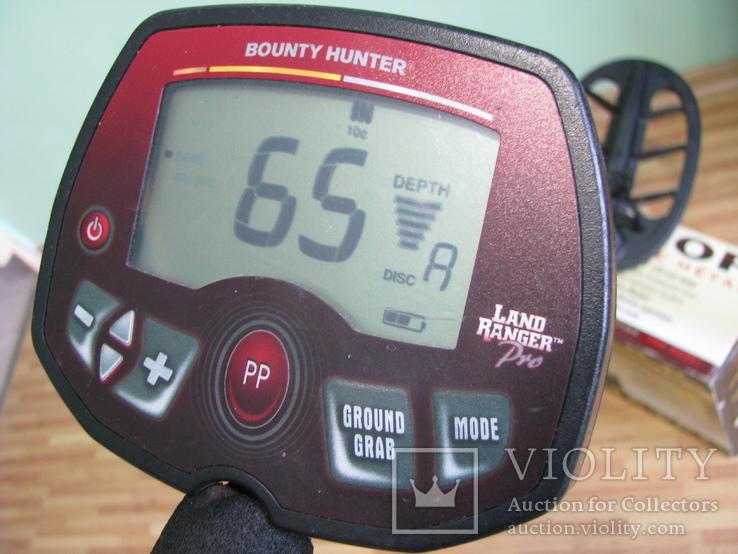 """Bounty Hunter Land Ranger""(made in USA)"