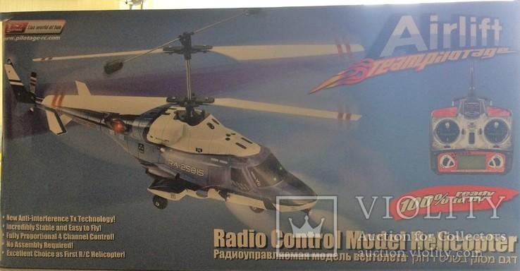 Радиоуправляемый вертолет Airlift, фото №10