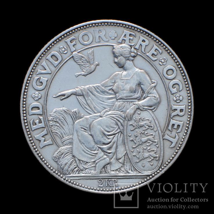2 Кроны 1903, Дания