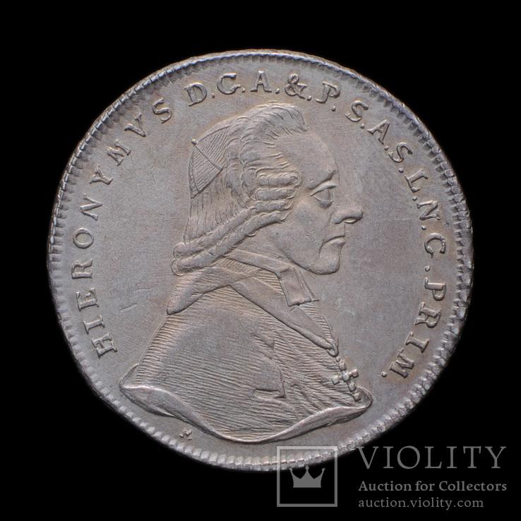 20 Крейцеров 1802, Архиепископство Зальцбург