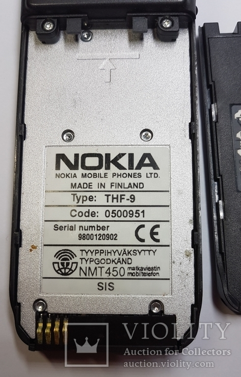 Nokia 1996 г, фото №12