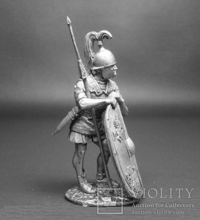 Римский легионер времен Республики 2-1 вв. до н.э.