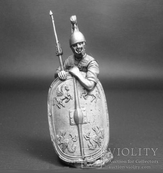 Римский легионер времен Республики 2-1 вв. до н.э., фото №3