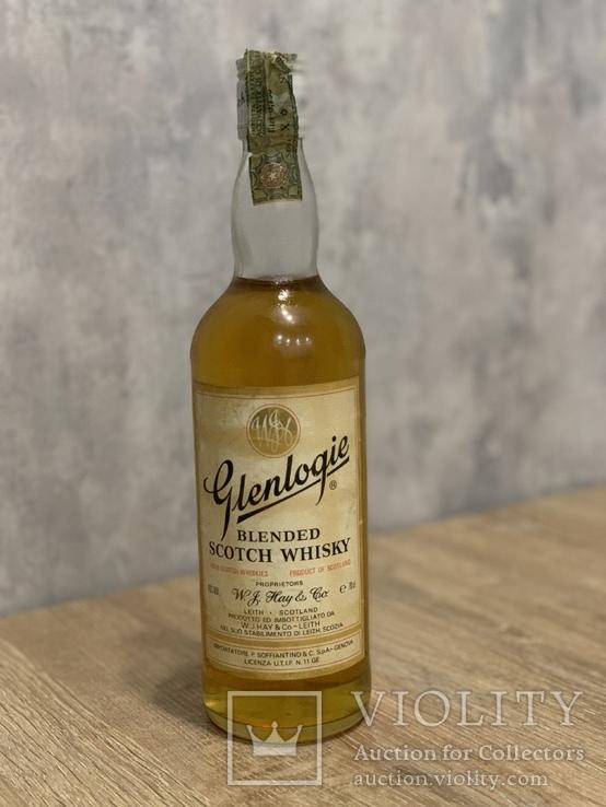 Whisky Glenlogie 1990s