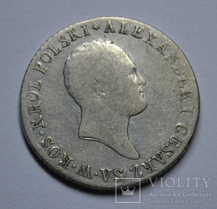1 злотый (zloty) 1818 года IB