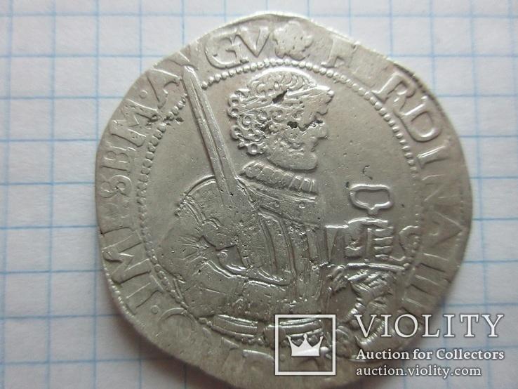Риксдаальдер 1656 Нидерланды провинция Зволле