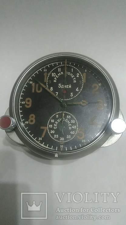 Часы АЧХ 5 дневка
