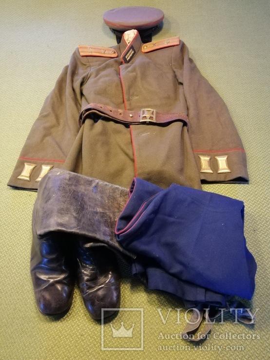 Комплект парадной формы образца 1943 года подполковника артиллерии