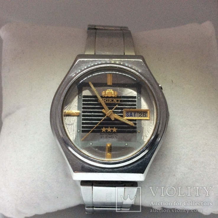 ORIENT 3 Star. Automatic