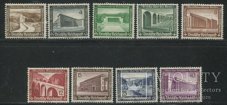 1936 Рейх архитектура полная серия