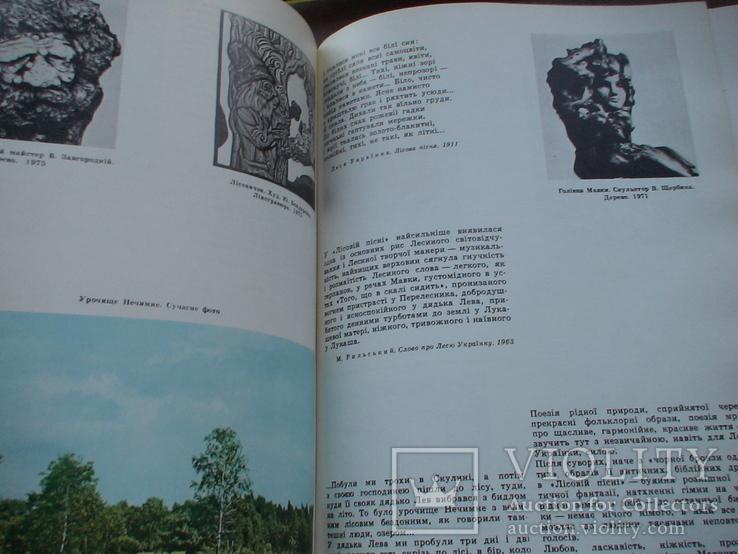 """Леся Українка """"Життя і творчість у документах, фотографіях, ілюстраціях"""" 1979р., фото №5"""