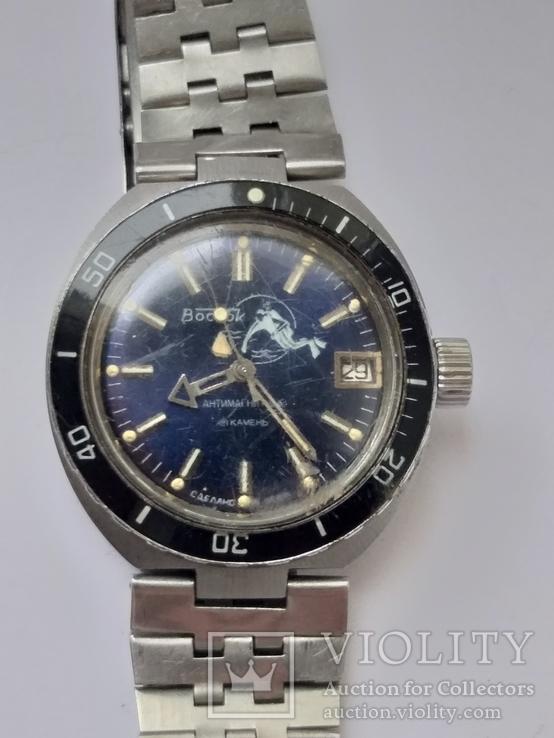 Часы Восток Амфибия водолаз