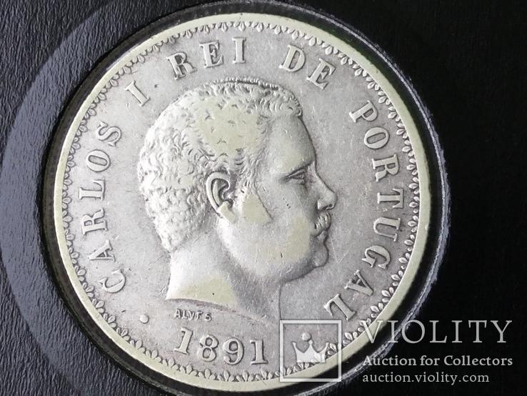 500 Рейс 1891 год Карлос l