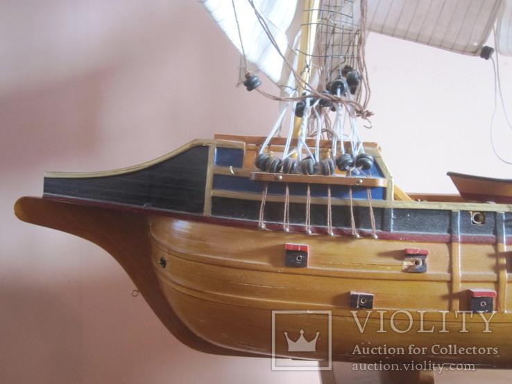 Модель парусника «SPANISH GALLEON 1607» . (под реставрацию ), фото №4