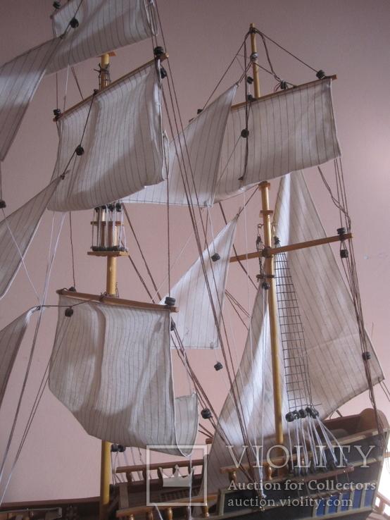 Модель парусника «SPANISH GALLEON 1607» . (под реставрацию ), фото №7