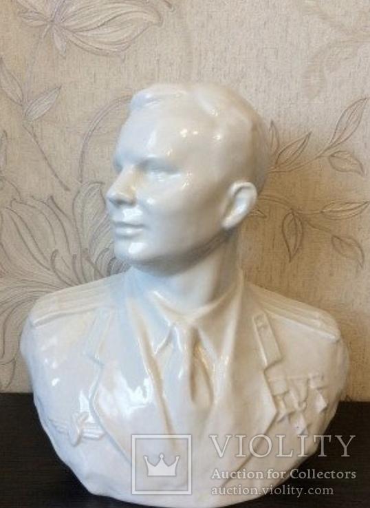 Гагарин ЛФЗ 22 см.Состояние идеальное