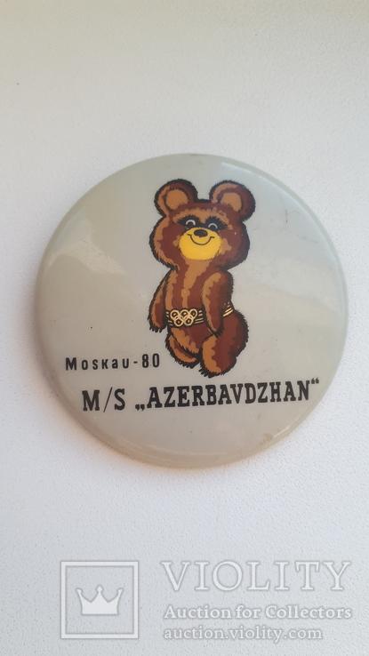 Олимпиада т/х Азербайджан б/ц