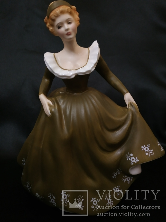 Royal Doulton   1971г Geraldine