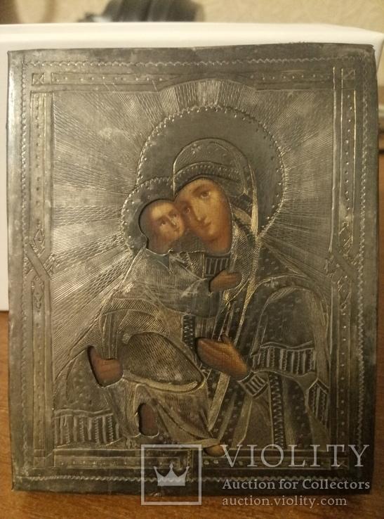 Образ Владимирской Пр. Богородицы.84