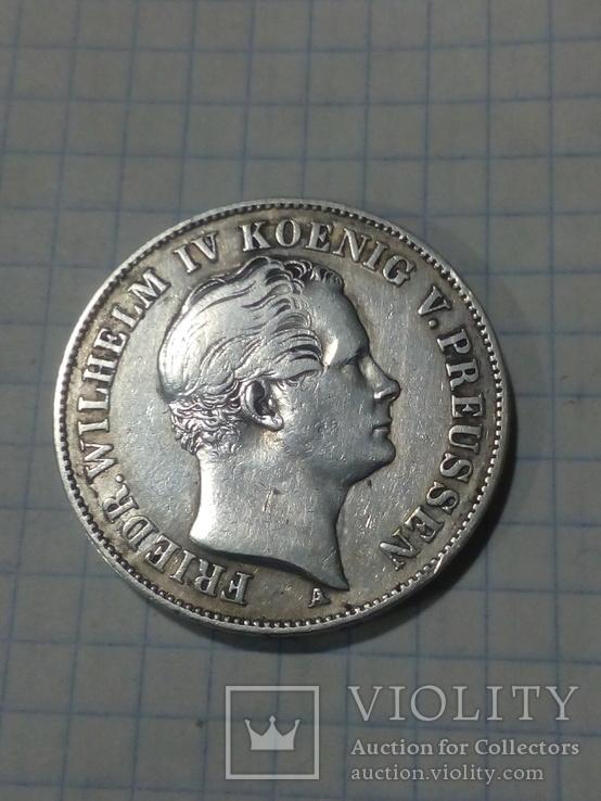 Талер 1848г.