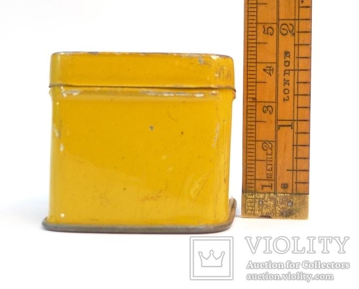 Немецкая жестяная коробочка Spindler & Sauppe, фото №8