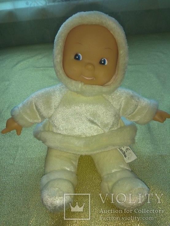 Куколка -пупс в зимнем костюмчике. Снегурочка, Эскимоска от Simba.