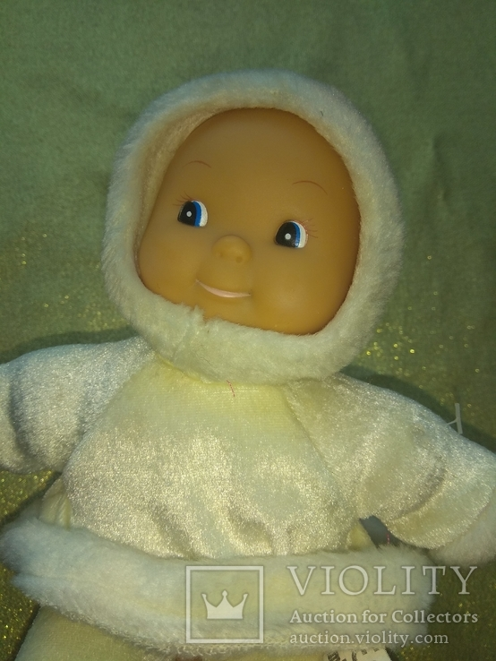 Куколка -пупс в зимнем костюмчике. Снегурочка, Эскимоска от Simba., фото №5