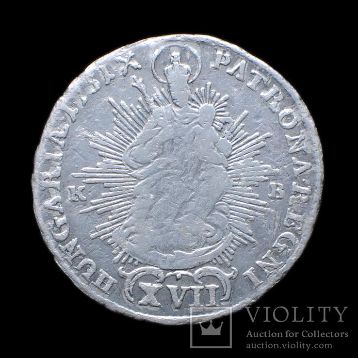 17 Крейцеров 1751, Австрия