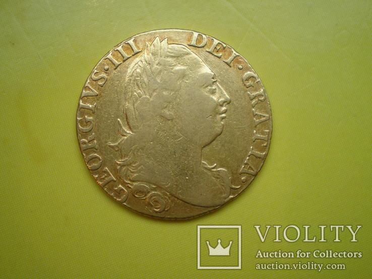 Гинея 1774 г. Англия.