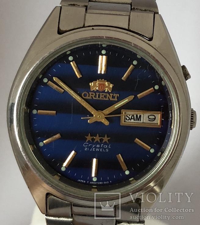 Часы наручные Orient