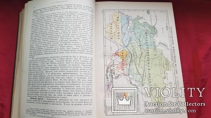 Сиверс В. В. Всемирная география. Азия. 1909 г., фото №10