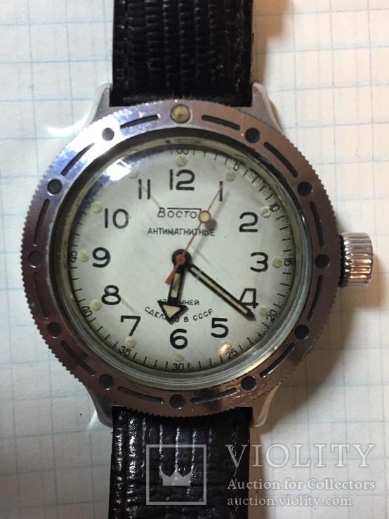 Часы Восток амфибия.