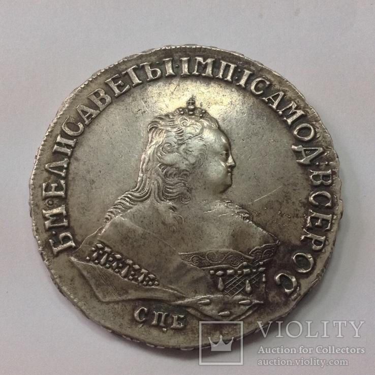 Рубль 1749г