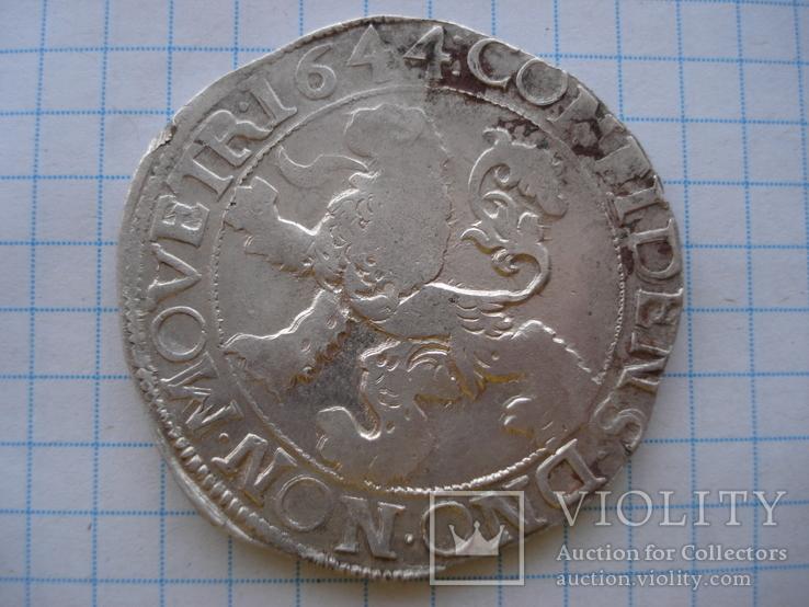 Левковий талер 1644р.