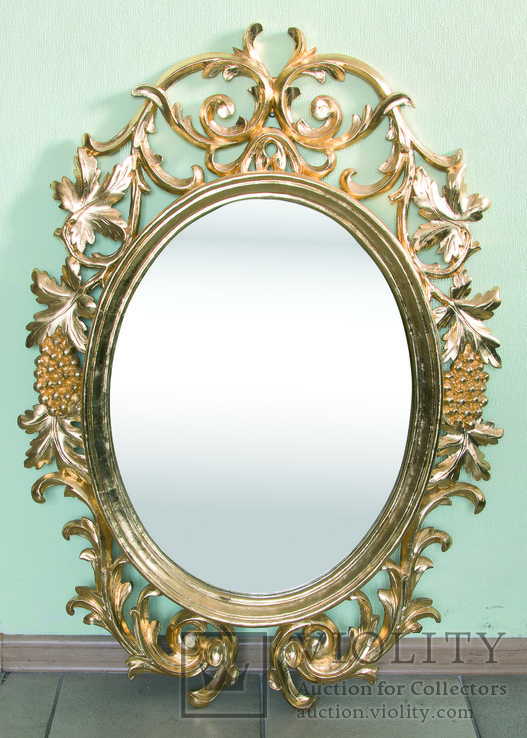 Зеркало 18 век, фото №2
