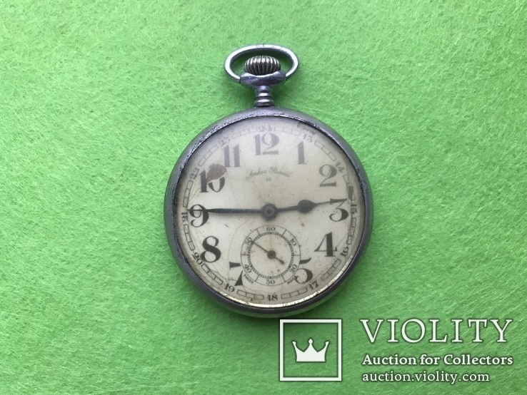 Часы  карманные Anker Rocail 15 (Швейцария)