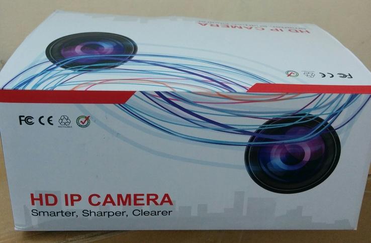 Новая IP видеокамера 1.3 Mp / 960P / 2.8-12mm / уличная, фото №4
