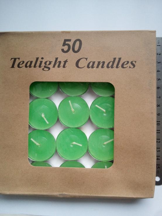 Свечи Таблетки 50шт ароматные