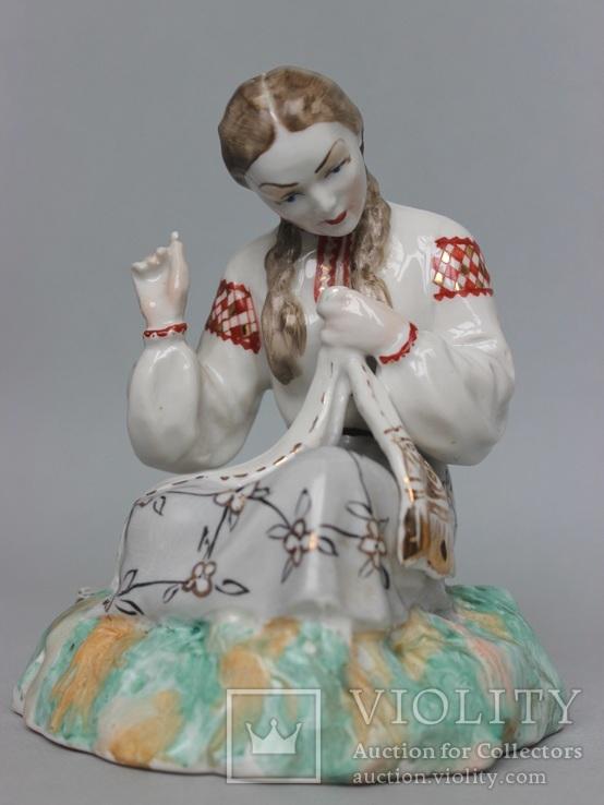 Вышивальщица Старый Киев