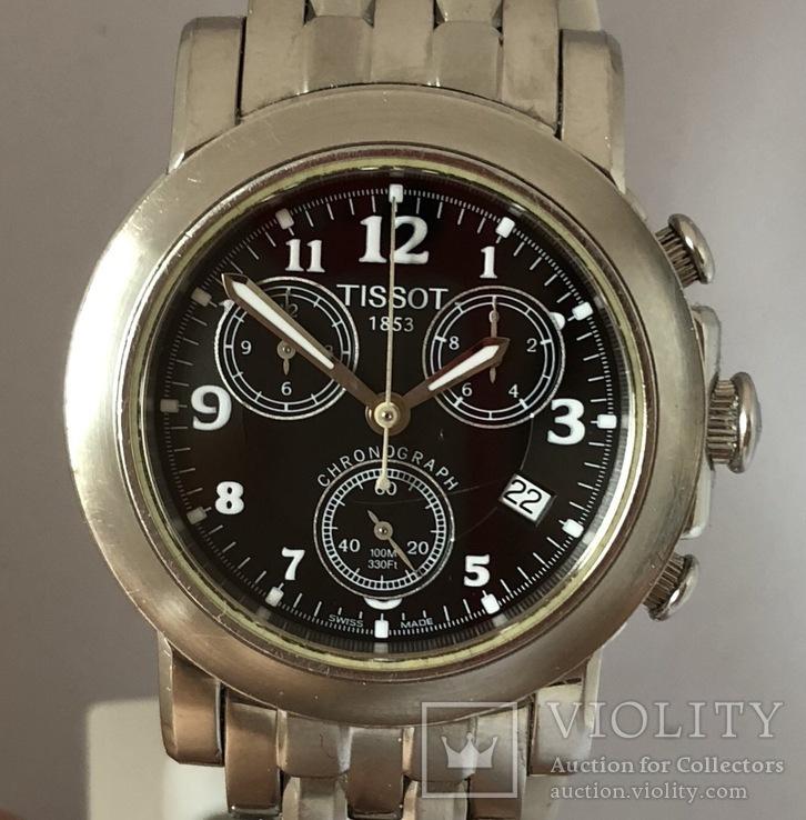 Часы наручные Tissot T-Lord Chronograph Quartz
