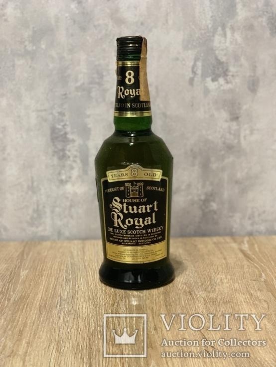 Whisky Stuart Royal 1980s