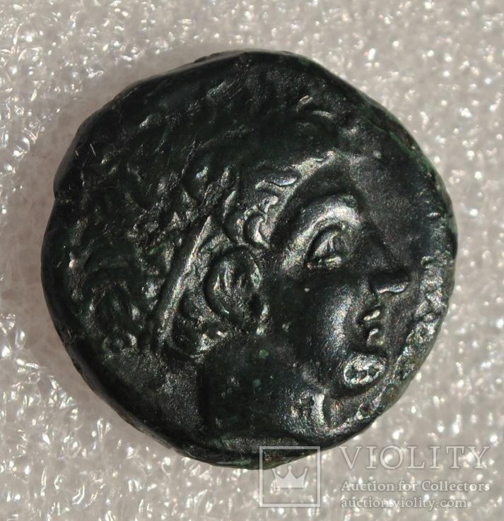 Монета Филипп 2-й Македонский лот 3