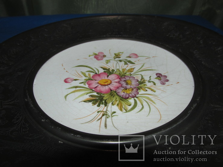 Настенная тарелка из Германии, фото №3