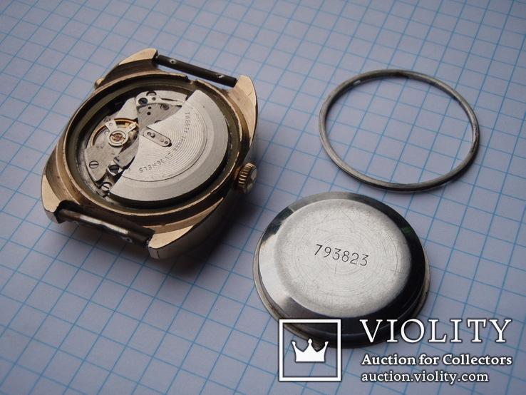 Часы Полет 23 камня с автоподзавод ау 10 (рабочие)№ 793823.