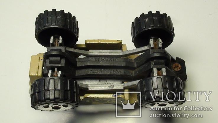 Машинка багги американской армии. Крепкий металл., фото №8